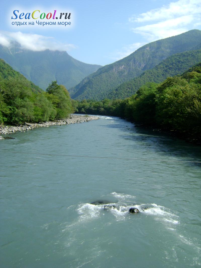 Абхазия зимой, зима в Абхазии, отдых зимой в Абхазии