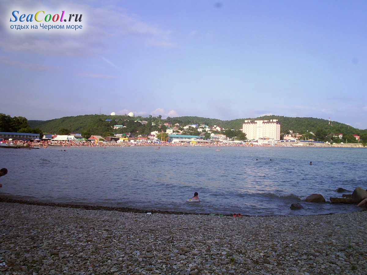 фото джубга море