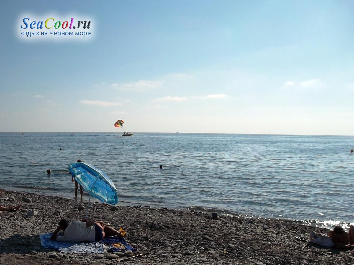 Дивноморск Нудисткий пляж