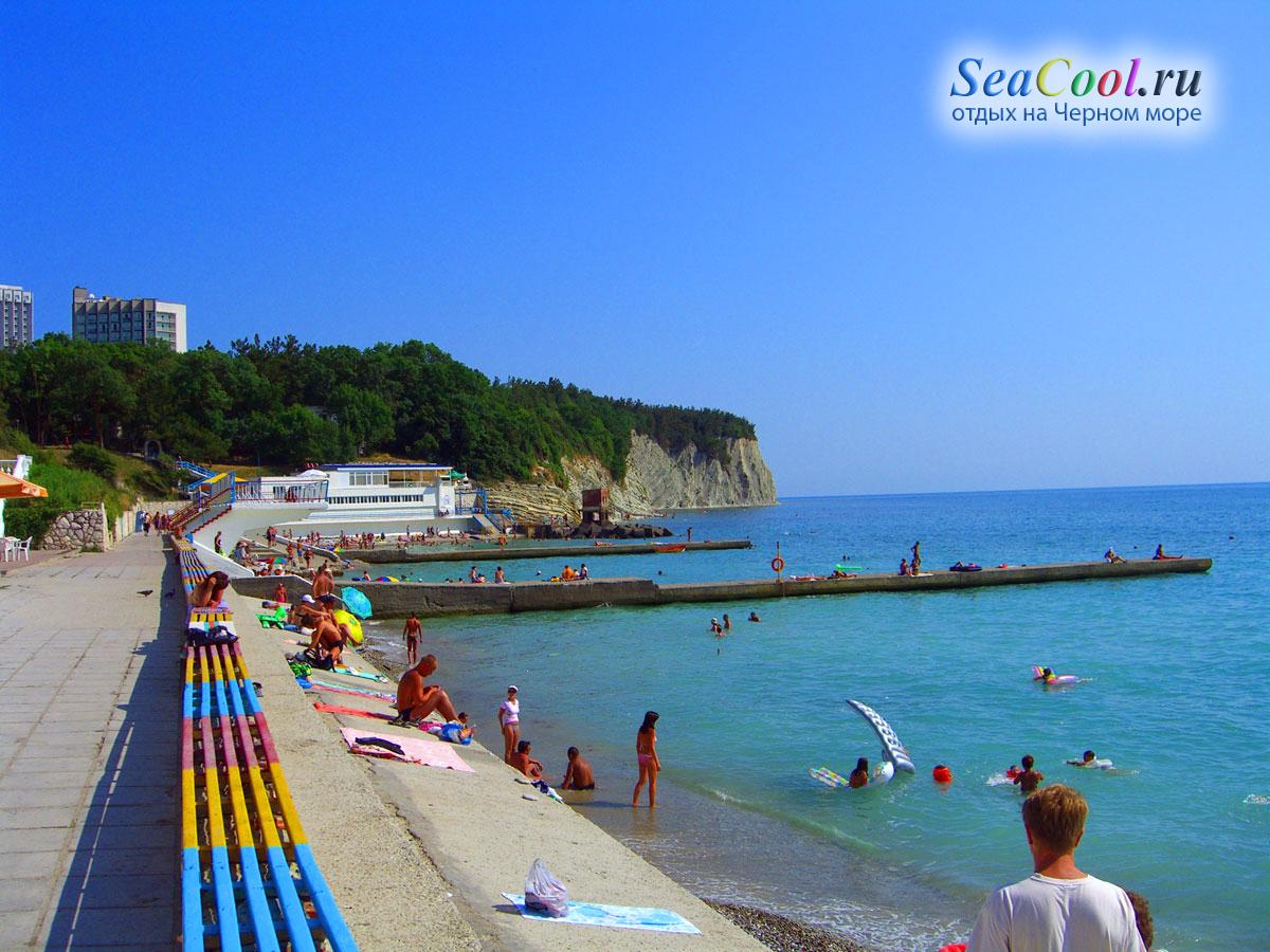Пляжи Алупки, Крым Карта и описание всех пляжей в Алупке 76
