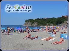 Фото пляжа Бетте
