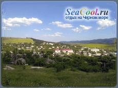 Вид на поселок Варваровка